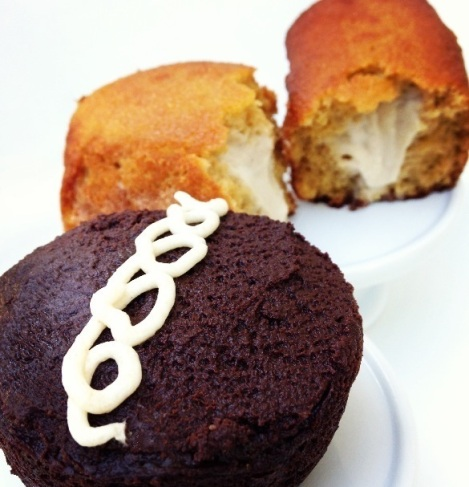 Paleo 'Hostess' Cupcake and Twinkie