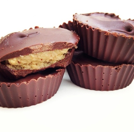 Paleo Nut Butter Cups