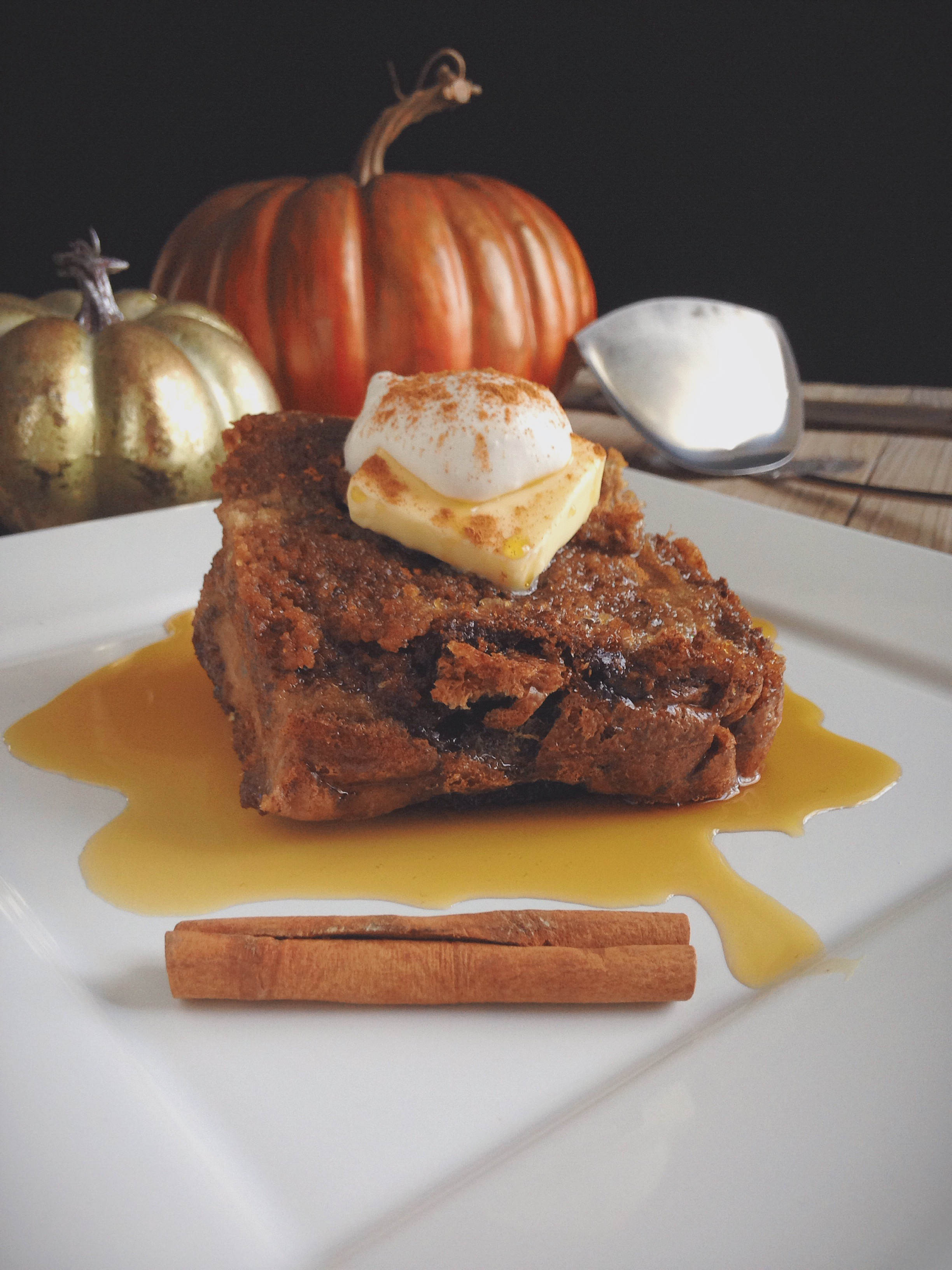Paleo Baked Pumpkin French Toast, A New Fall Favorite – Part 2 ...