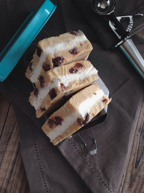 Paleo/Primal Cookie Dough Ice Cream Sandwich