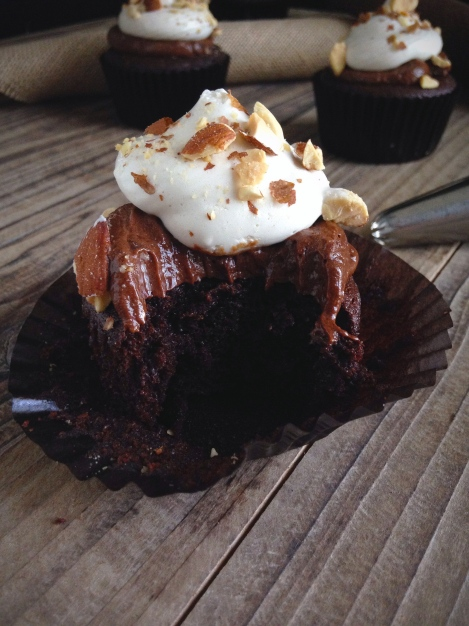 Rocky Road Cupcake 2